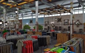 Торговый центр в Германии